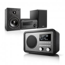 Compact audio