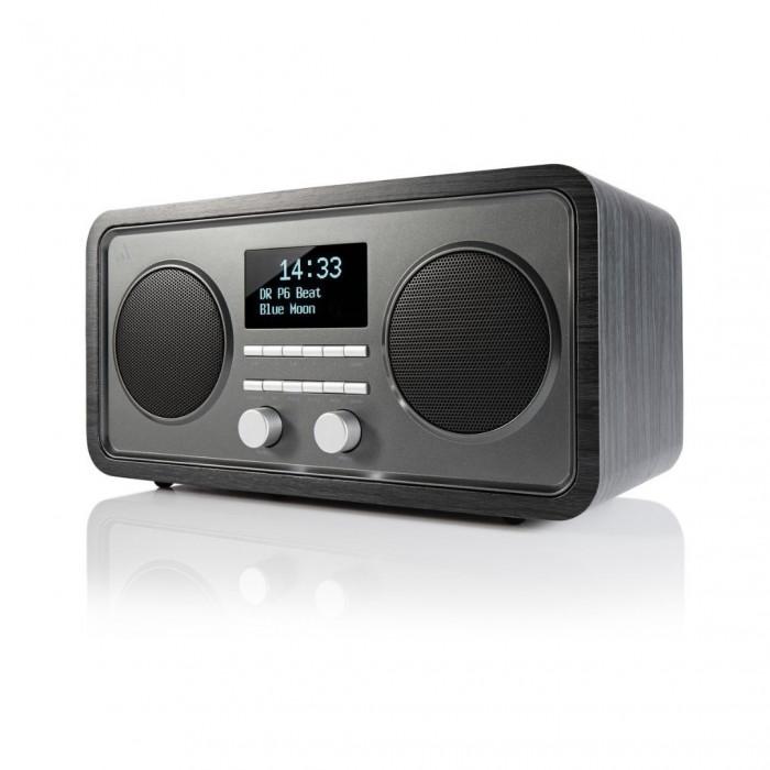 Argon Audio Radio3 (Dab+/FM Radio/Bluetooth) - Black Ash Wood