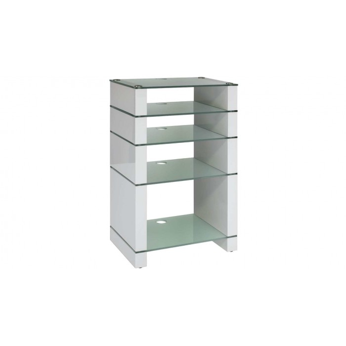 Blok STAX 960X - White Gloss / Etched glass