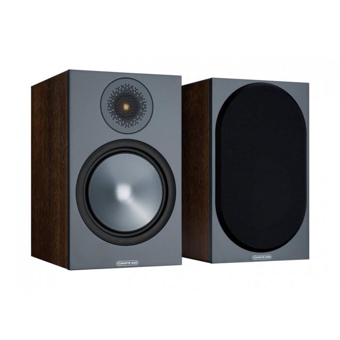 Monitor Audio Bronze 100 - Walnut (Per Piece)