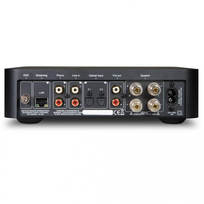 NAD AMP1 Digital DAC Amplifier